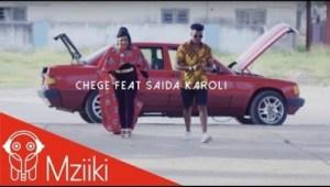 Chege FT. Saida Karoti - Kaifaba (Official Music Video)